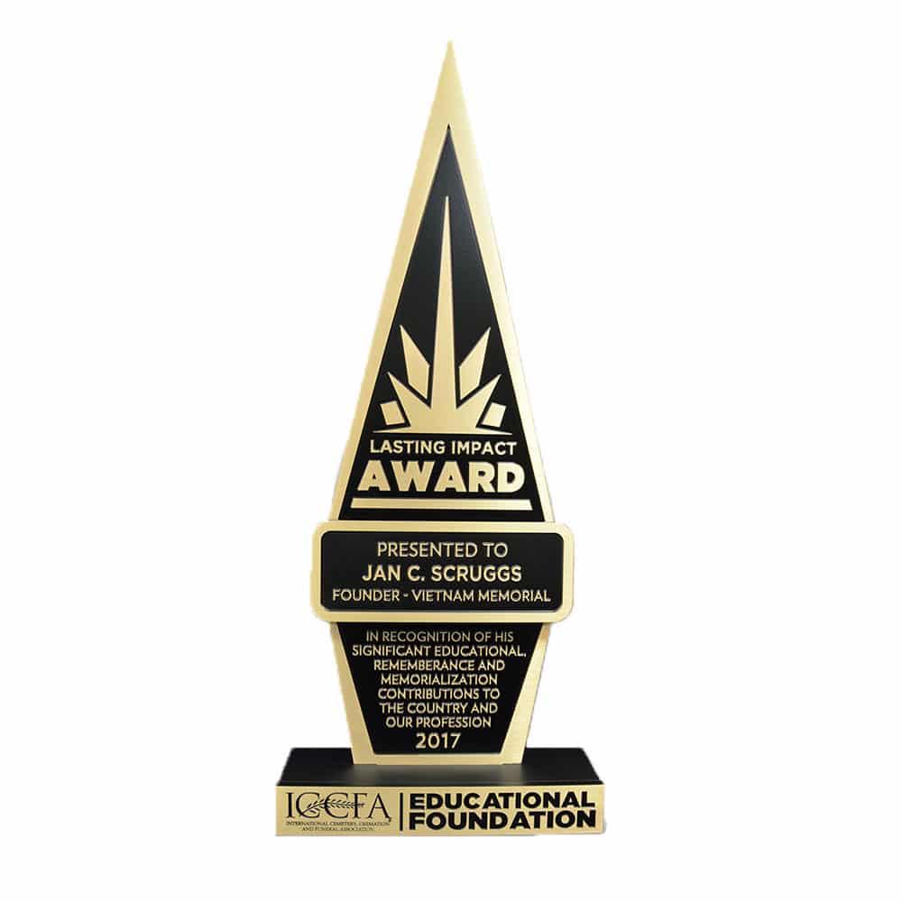 Custom Educational School Trophy Award