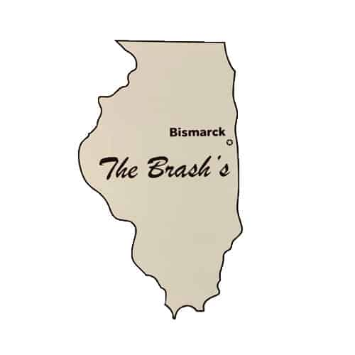 Alupanel Illinois Sign