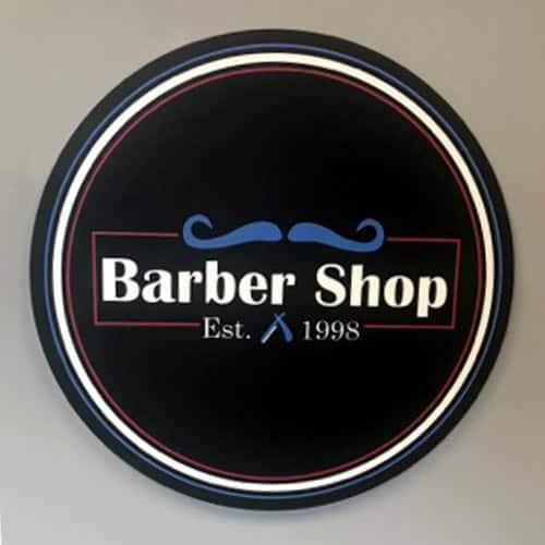 Barber Shop Sign