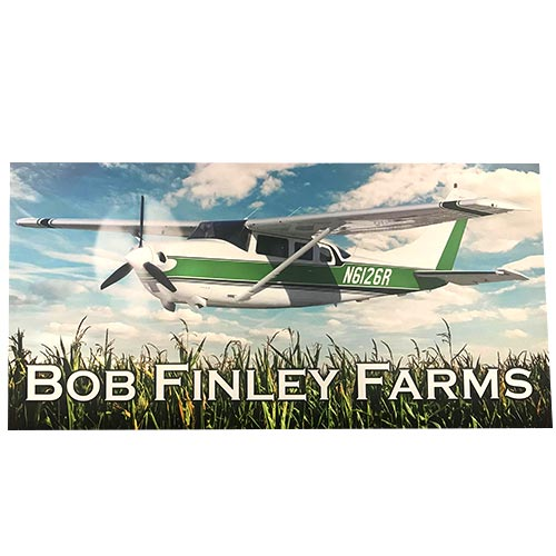 Custom Polystyrene Signs Farms
