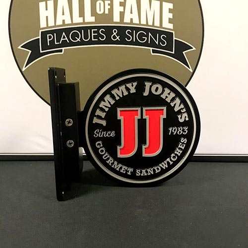 Jimmy Johns Signage