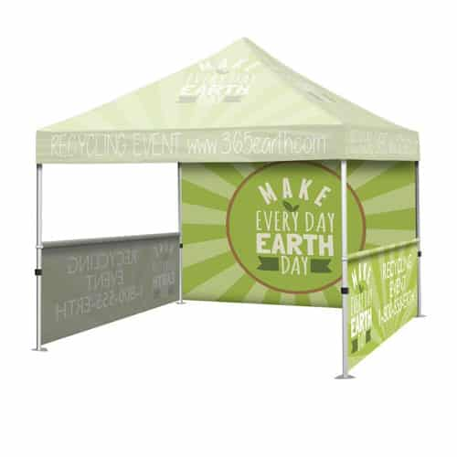 Event Tent With Walls