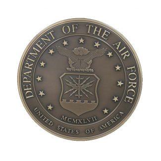 Air Force Bronze Plaque