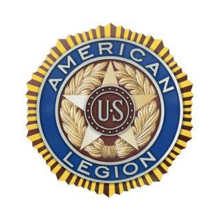 American Legion Bronze Plaque