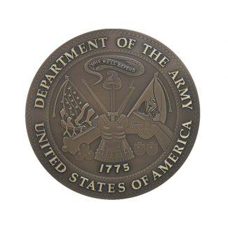 Army Bronze Plaque