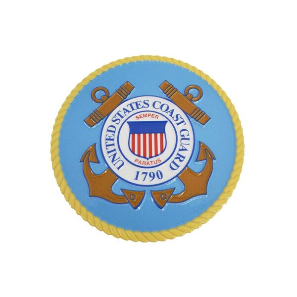 United States Coast Guard Sign