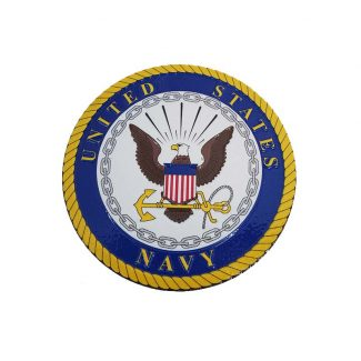 United States Navy Sign