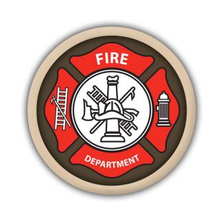 Fire Department Medallion