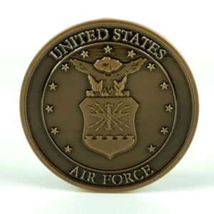 United States Air Force Medallion Oxide