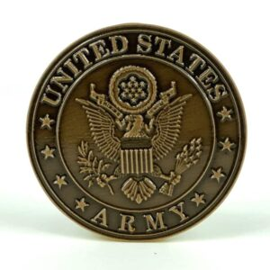 United States Army Medallion Oxide