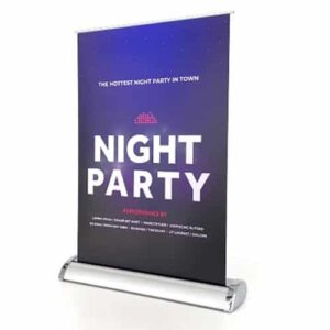 Retractable Banner Stand Thumb