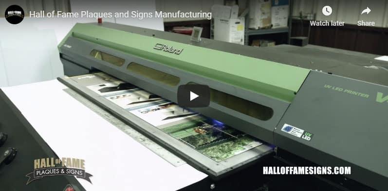 Custom Bronze Plaque Manufacturing Process