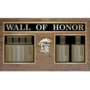 School Wall Of Honor Graphics